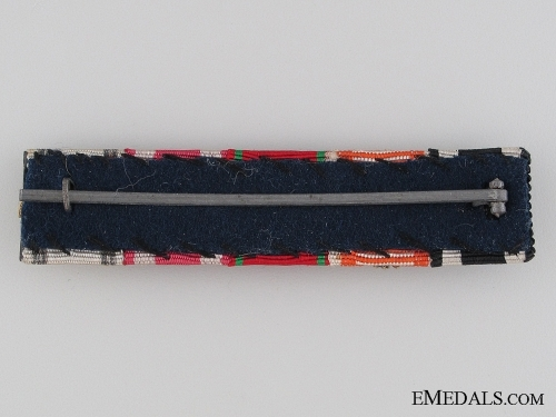 WWI Central Powers Ribbon Bar