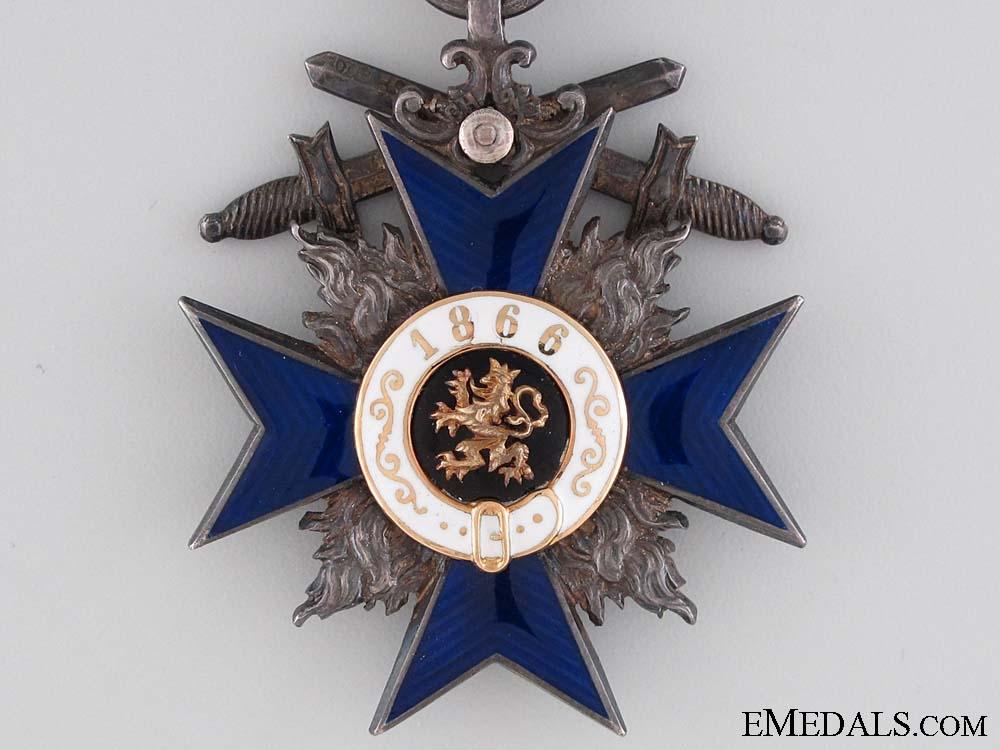 A Bavarian Order of Military Merit