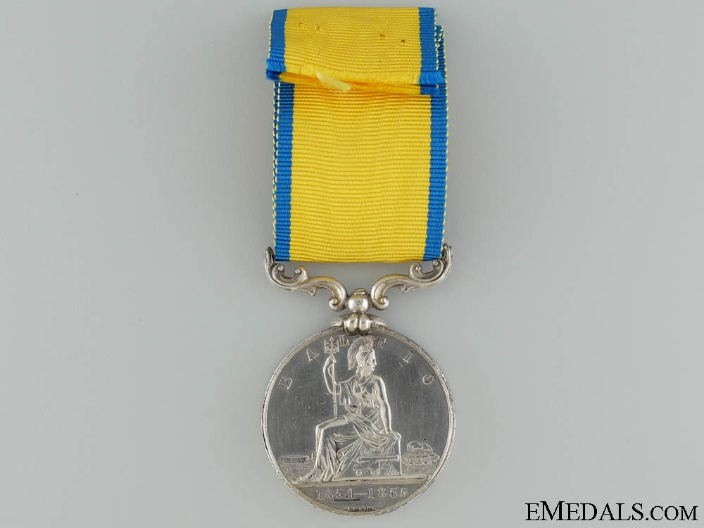 A 1854-1855 Baltic Medal