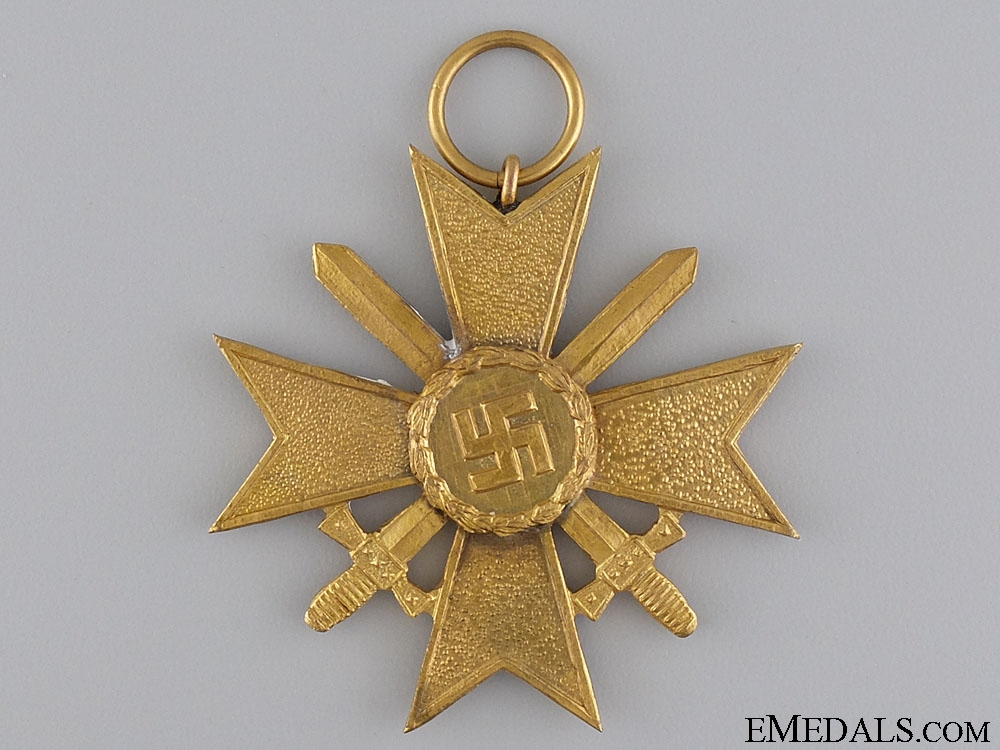 A Spanish Made War Merit Cross; Second Class