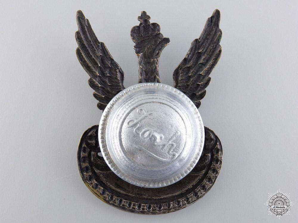 A 1930 Polish Cap Badge