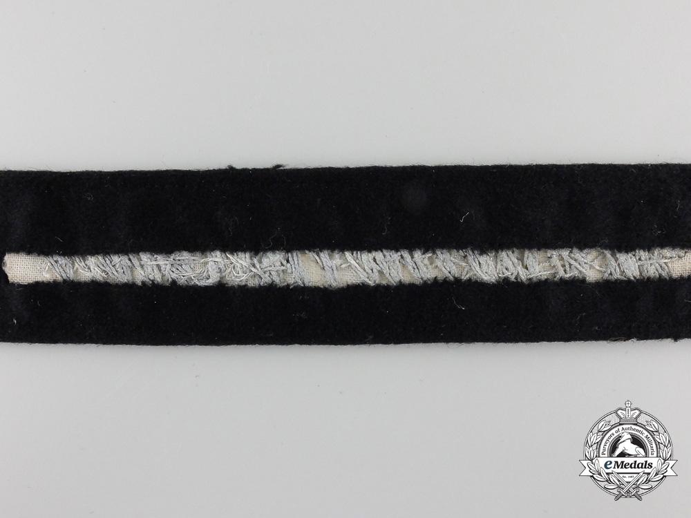 An Officer'sGroßdeutschlandCufftitle; 3rd Pattern