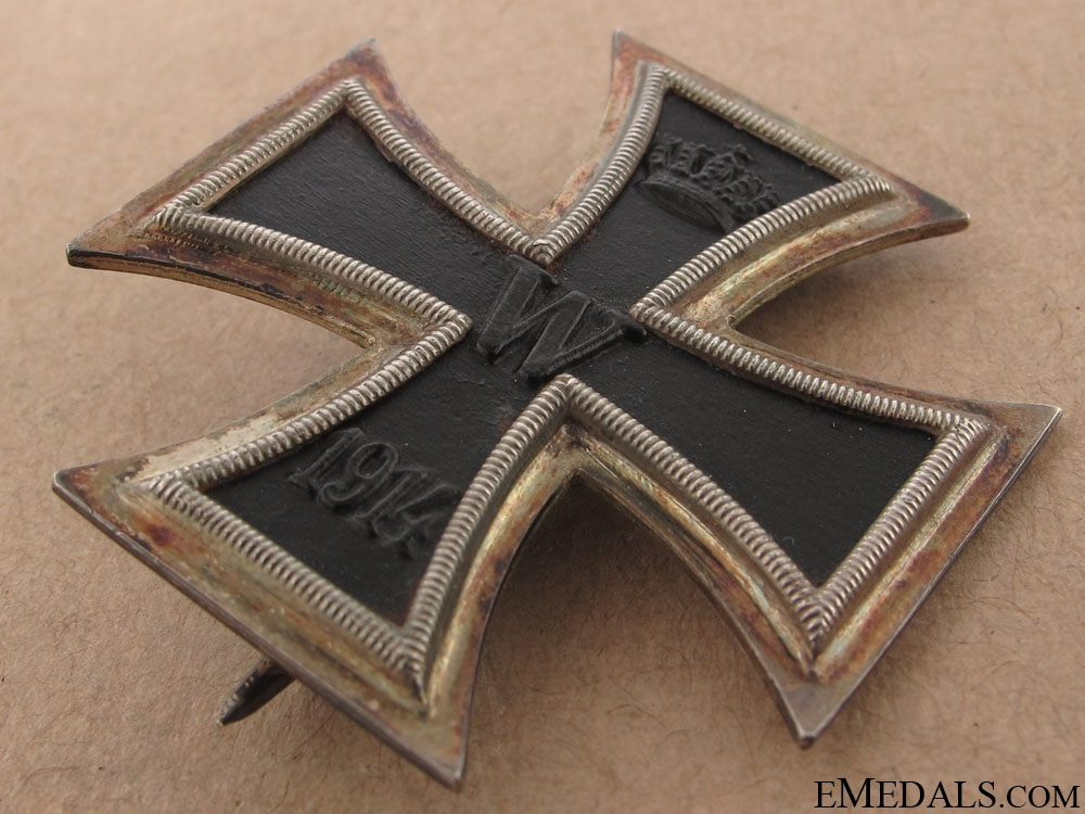 Scarce Prussian Golden Military Merit Cross Group