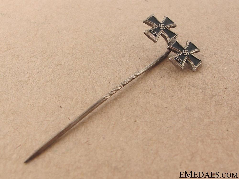 Iron Cross Stickpin