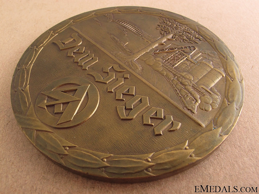 An SA Table Medal