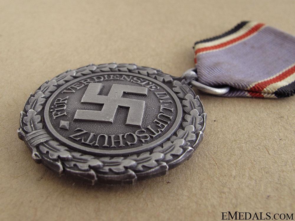 A Luftschutz Medal - Light Version
