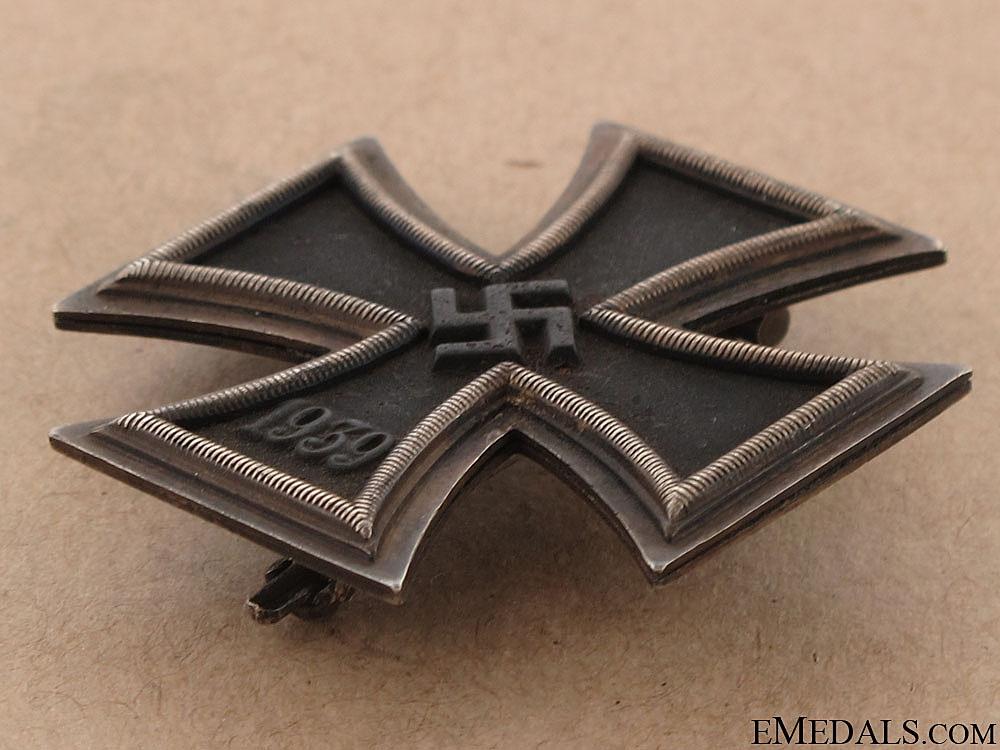 Iron Cross First Class 1939 - 20