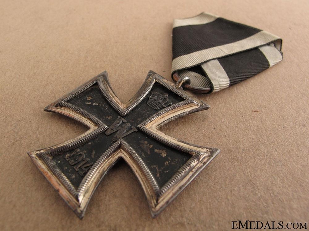 1914 Iron Cross Second Class