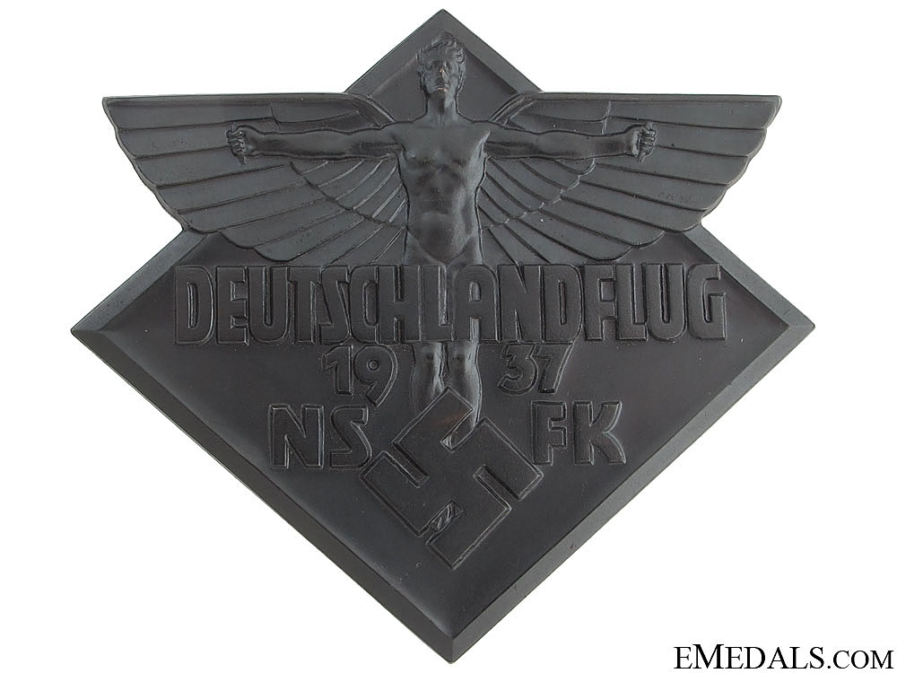 A 1937 NSFK Air Rally Award