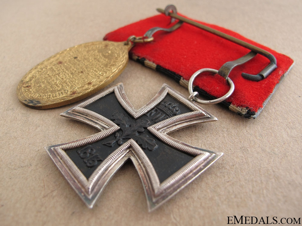 A First War Medal Pair