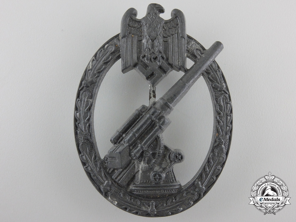 An Army Flak Badge by Forster & Barth