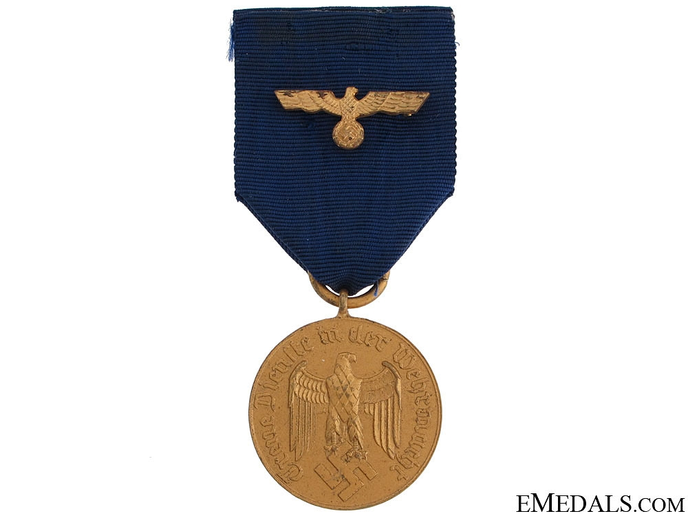 Army Long Service Decoration-12 Years