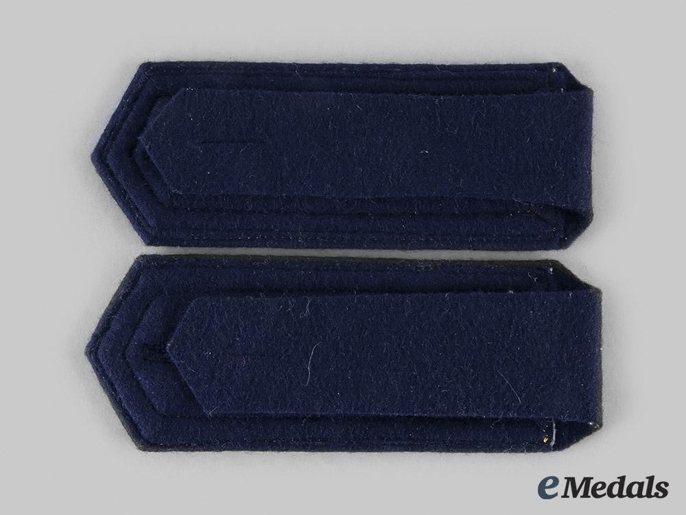 Germany, Kriegsmarine. A Set of Kriegsmarine Enlisted Personnel Shoulder Boards