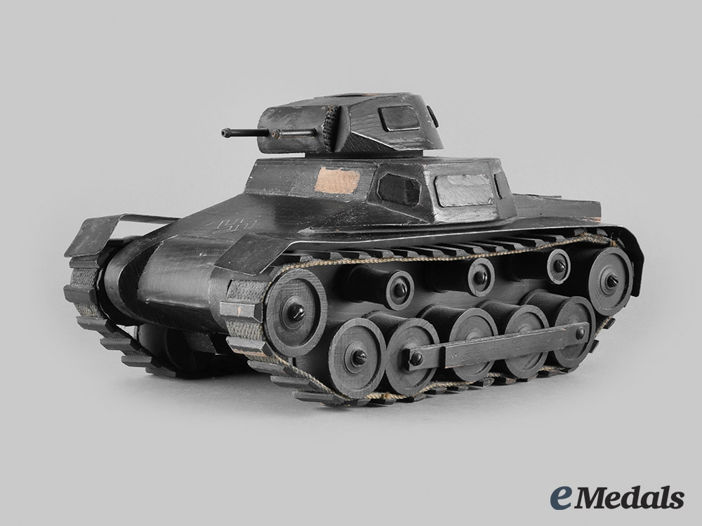 Germany, Heer. A Royal Canadian Army Identification Model Panzer I, c.1942