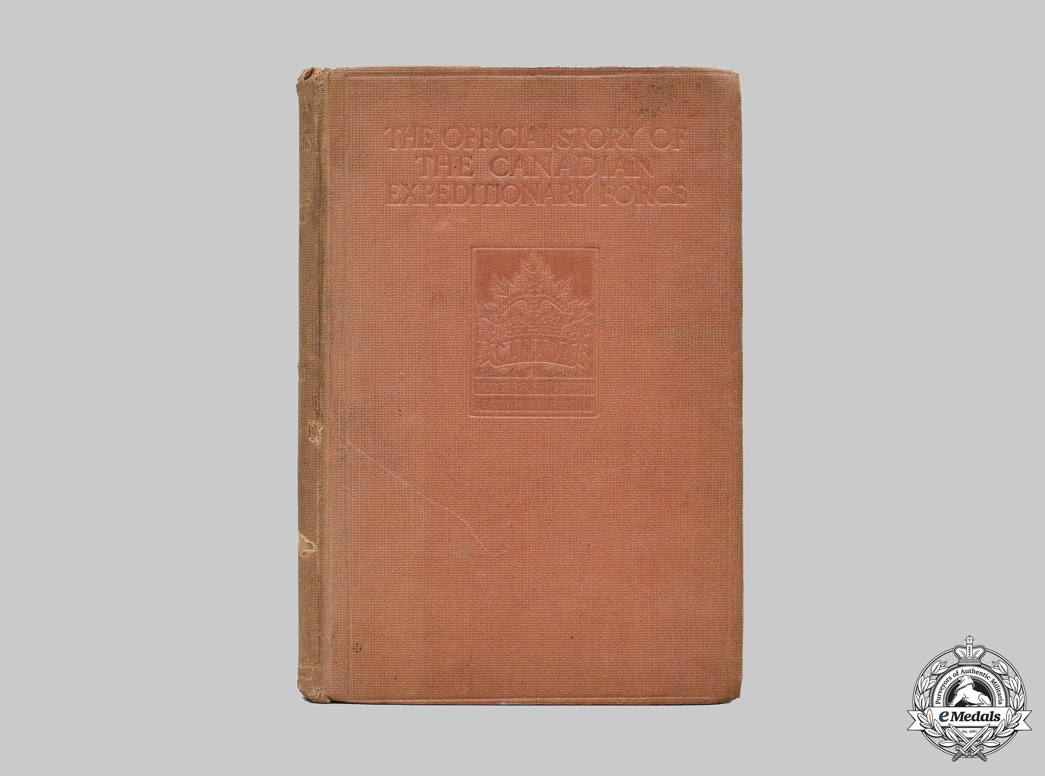Canada, CEF. Canada in Flanders - The Official Story of the Canadian Expeditionary Force, Volume III