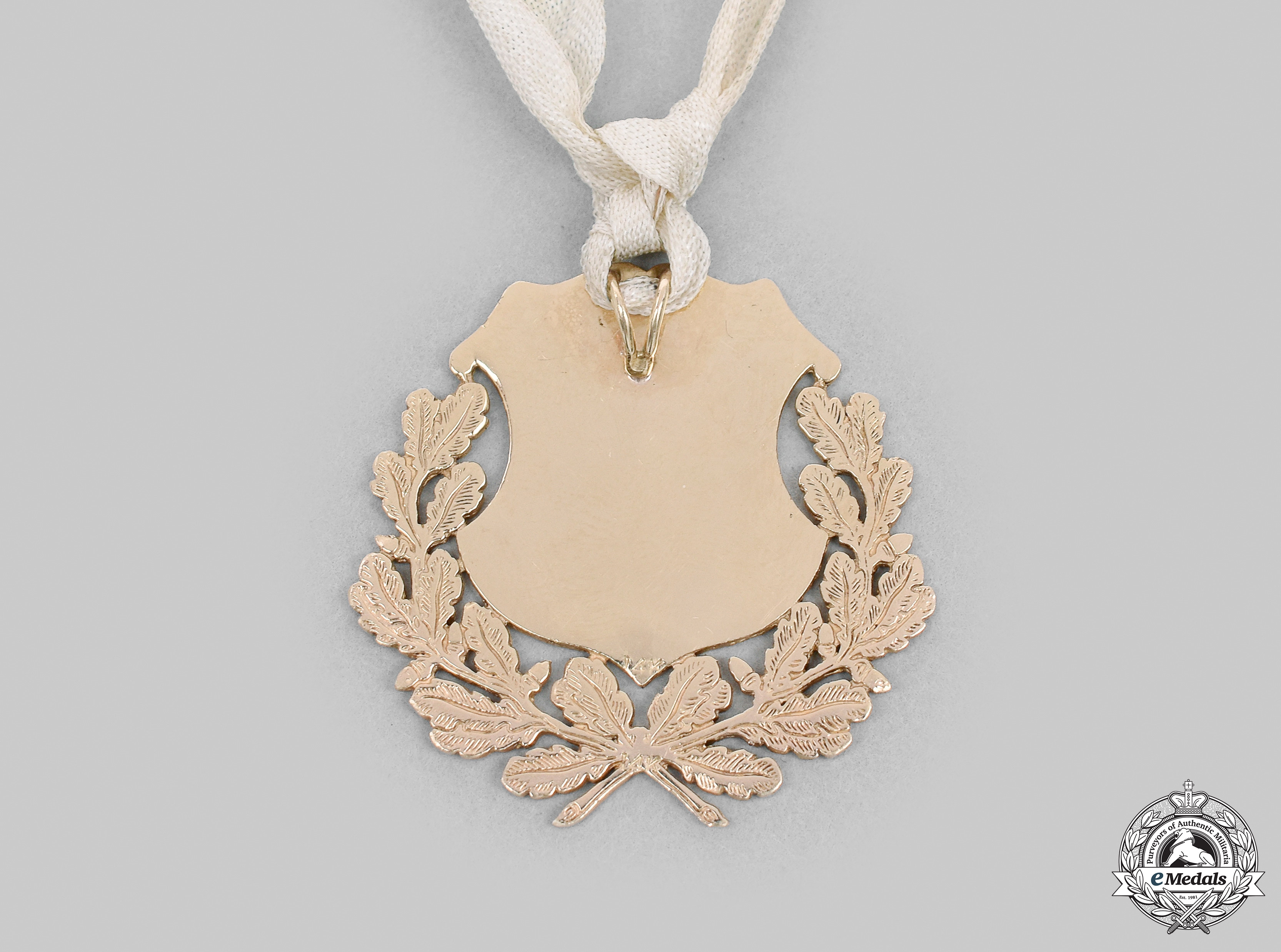 Estonia, Republic. An Order of the National Coat of Arms, IV Class Medal, c.1940