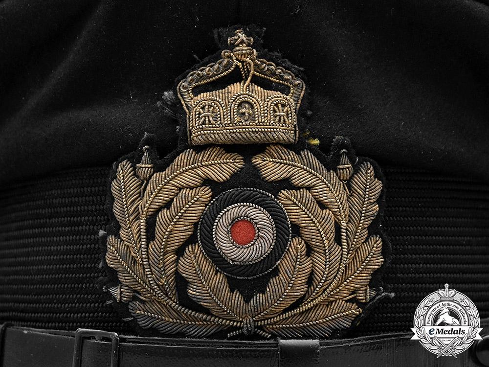 Germany, Imperial. An Naval Officer's Visor Cap