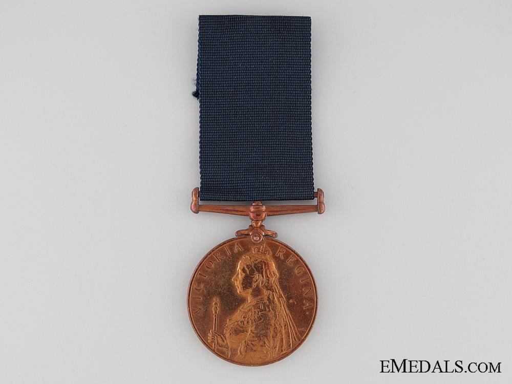 Visit to Ireland Medal 1900, Police Constable Laracy, Dublin Metropolitan Police