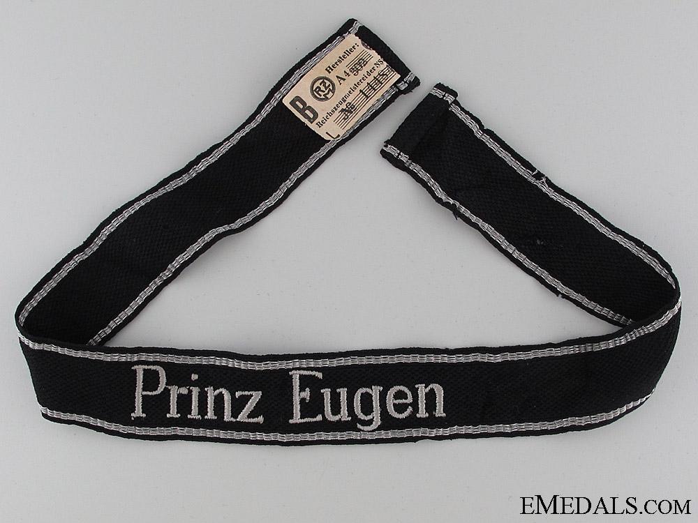 Waffen-SS Prinz Eugen Cufftitle