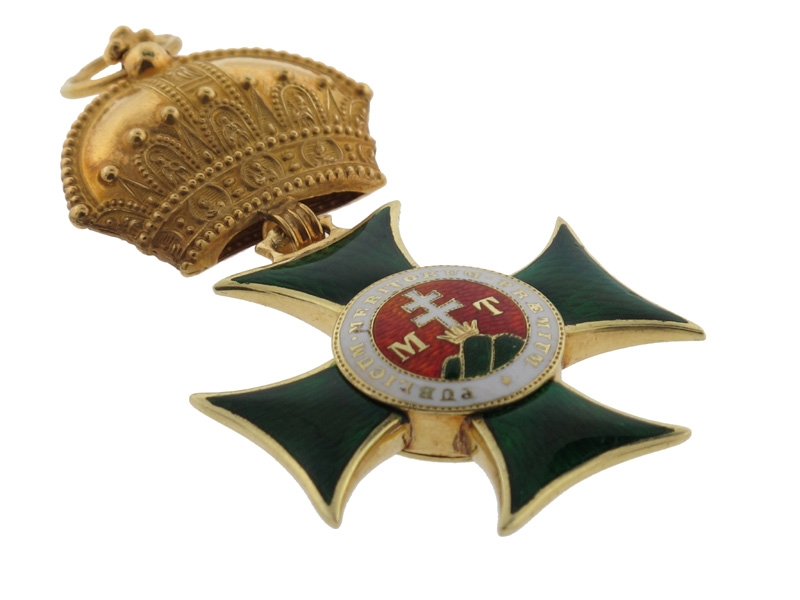 Order of St. Stephen - Knight's Cross