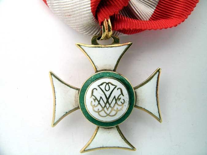 MILITARY ORDER OF MARIA THERESA