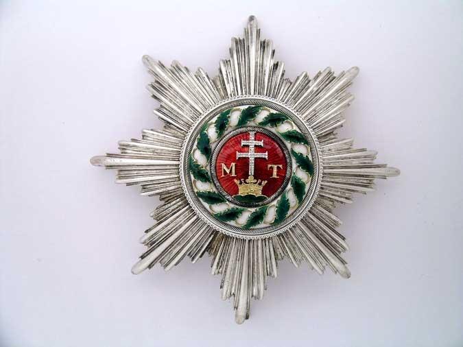 ROYAL HUNGARIAN ORDER OF SAINT STEPHEN