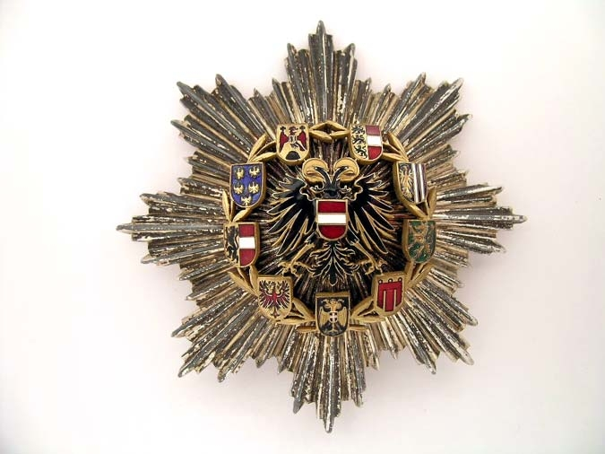 First Republic, Austrian Merit Order -