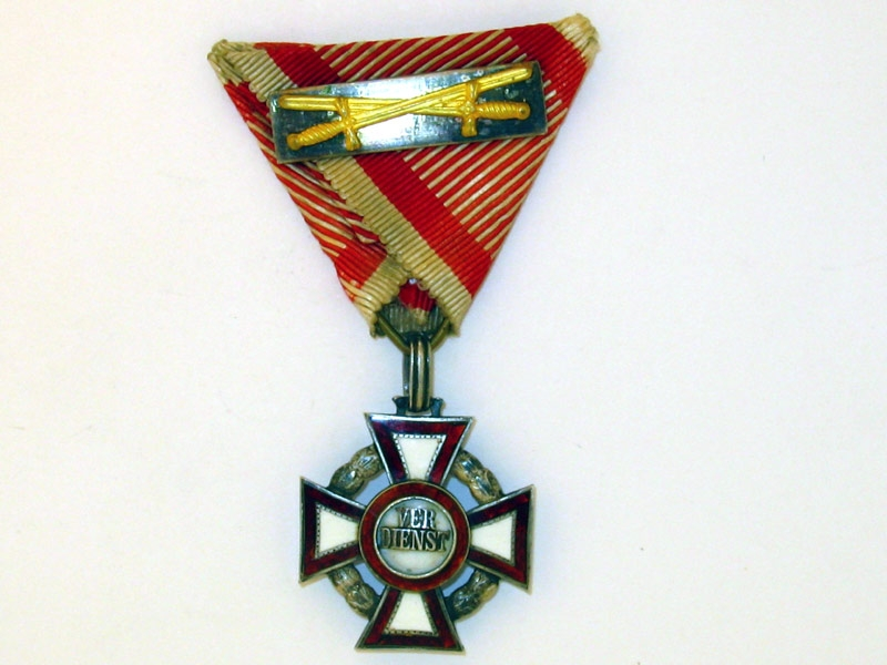 Military Merit Cross with War Decoration