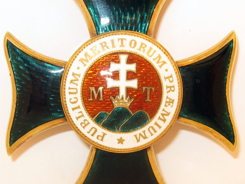 Order of St. Stephen,