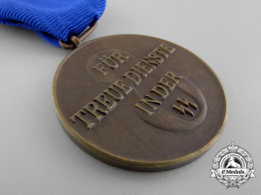 A SS Long Service Award for Eight Years' Service by Deschler & Söhn