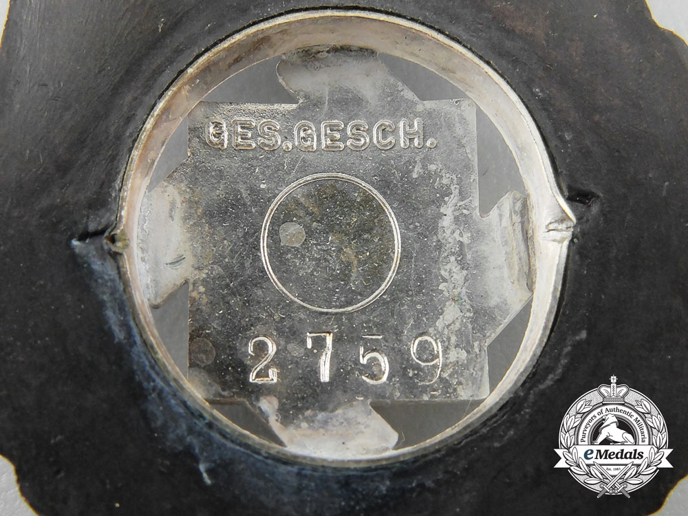 A Technical Emergency Service (TENO) Honor Badge
