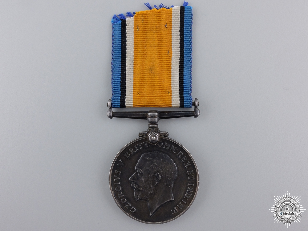 A 16th Infantry Battalion War Medal; Kitchener's Wood