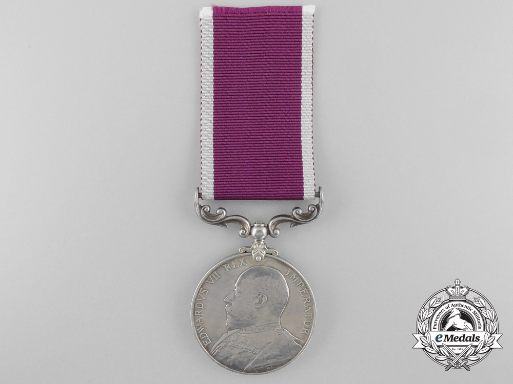 An Army Meritorious Service Medal to Crimean, Indian Mutiny, & Central India Veteran