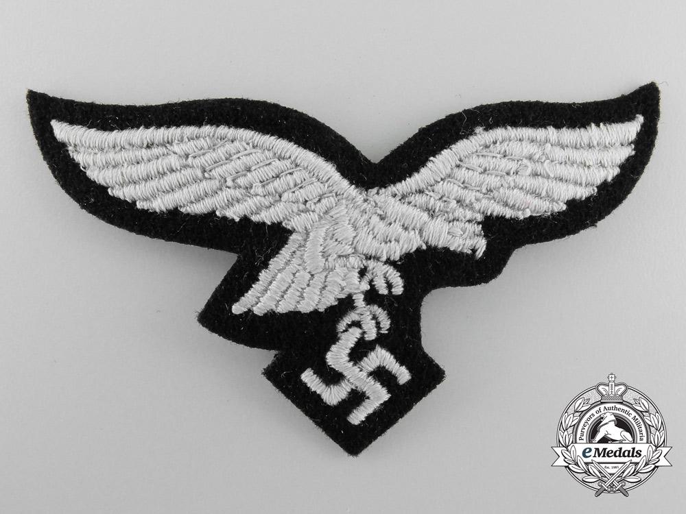 Two Luftwaffe Eagles - Luftwaffe Insignia & Cloth - Third ...