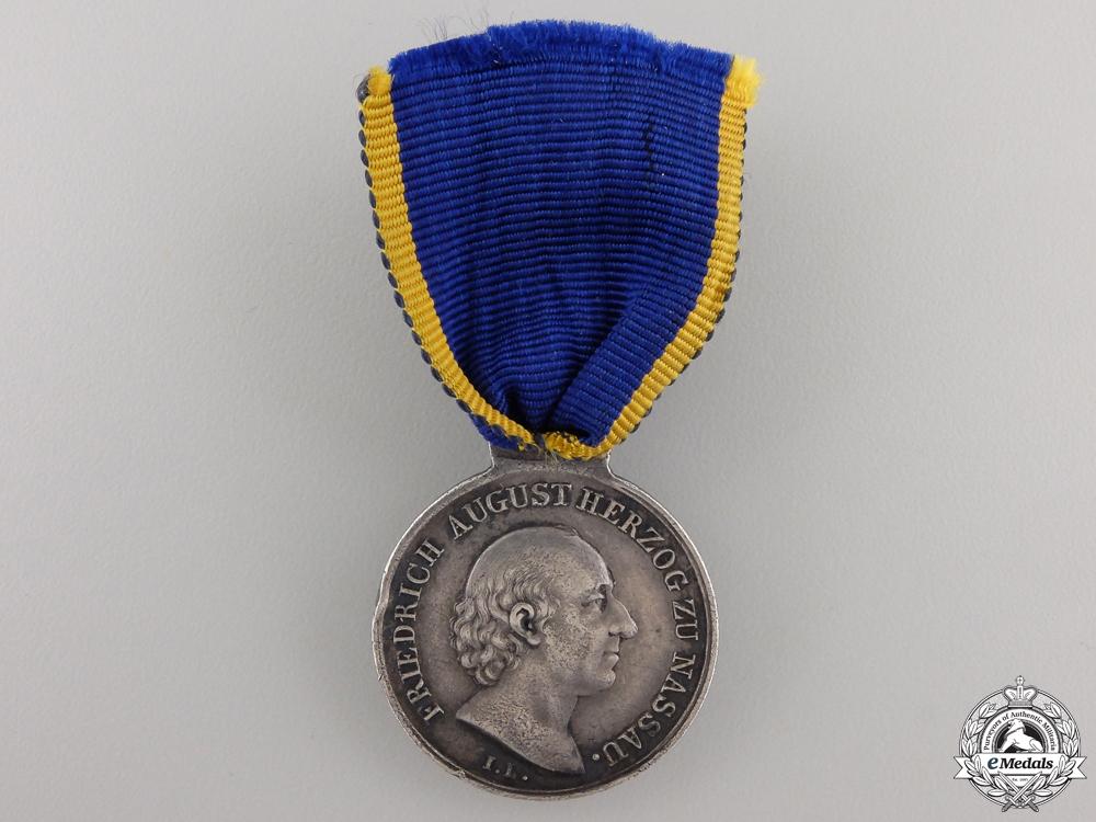 A 1815 Nassau Waterloo Medal