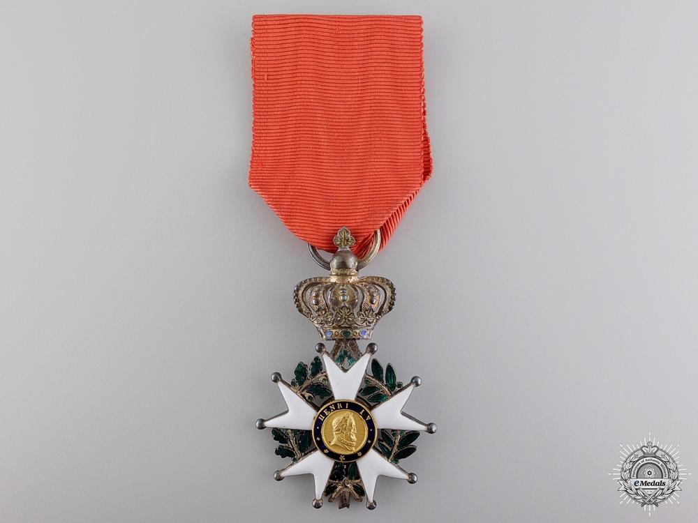 A 1830-48 French Legion D'Honneur; Knight's Badge
