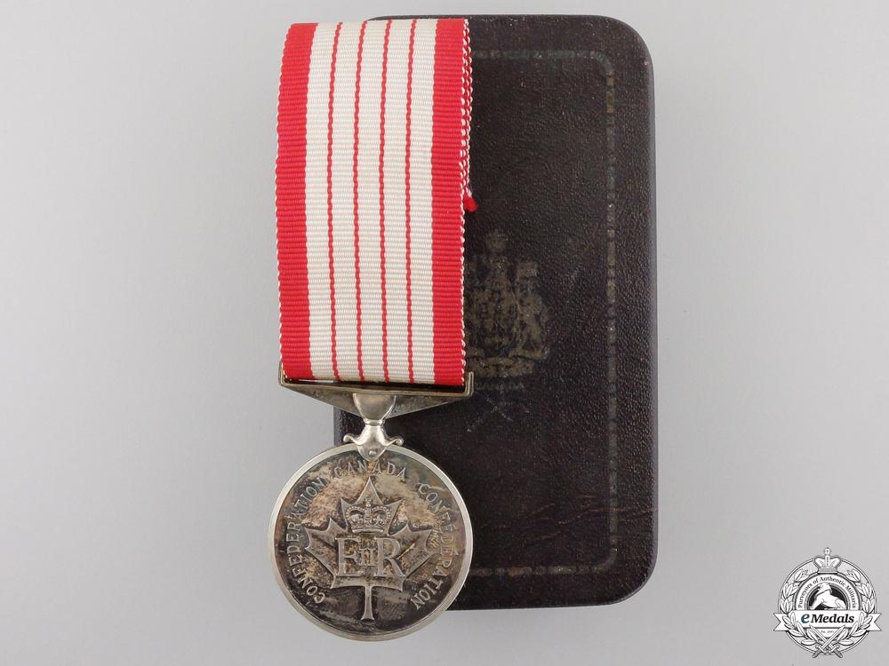 A 1867-1967 Canadian Centennial Medal