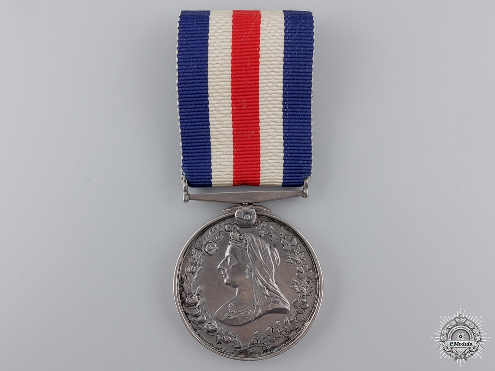 A 1901 Canadian Colonial Forces Veterans Medal