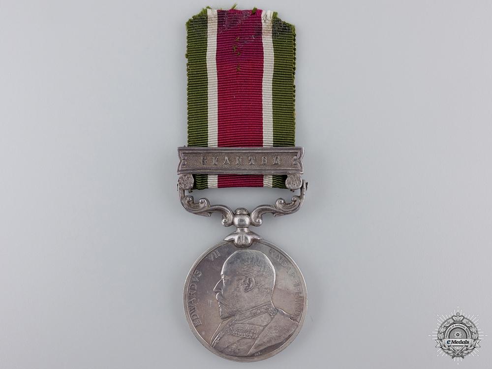 A 1903-04 Tibet Medal to the 8th Gurkha Rifles
