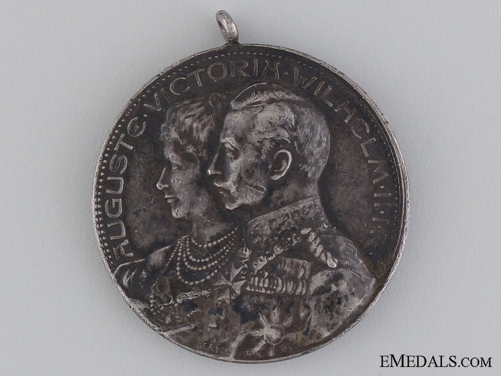 A 1906 Bremerhaven Shooting Club Medal,