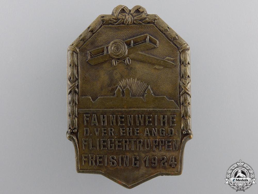 A 1924 Freising Flying Club Dedication Badge