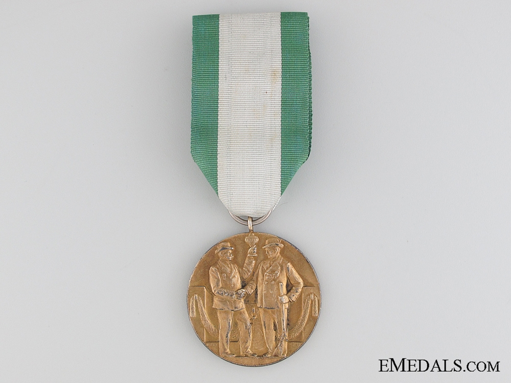 A 1932 German Shooting Medal