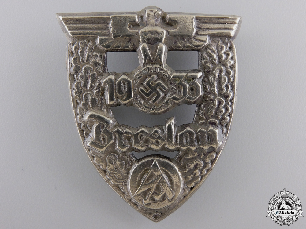A 1933 SA Breslau Tinnie