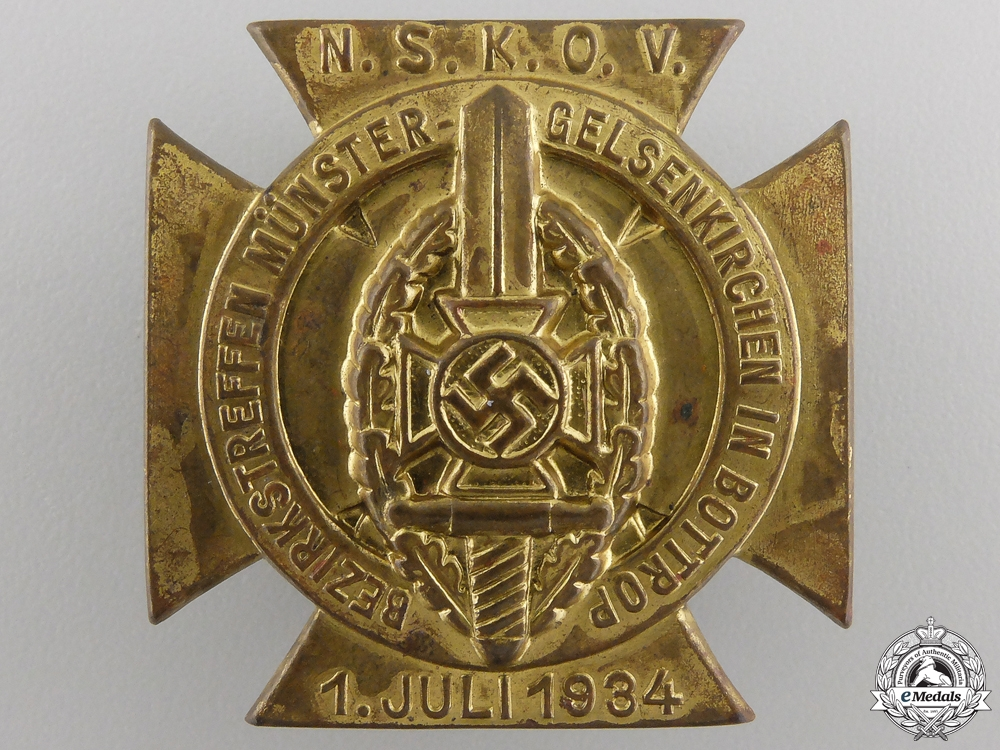 A 1934 NSKOV Veterans Rally Tinnie