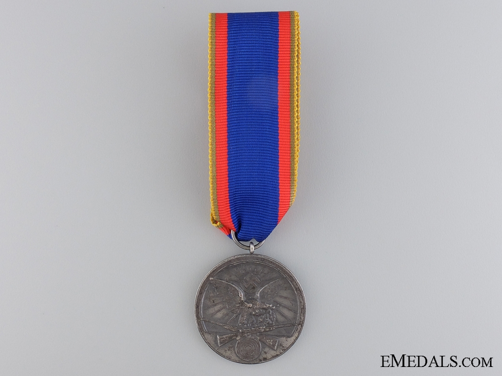 A 1936 German Small Bore Rifle (K.K.S.) Marksmanship Medal
