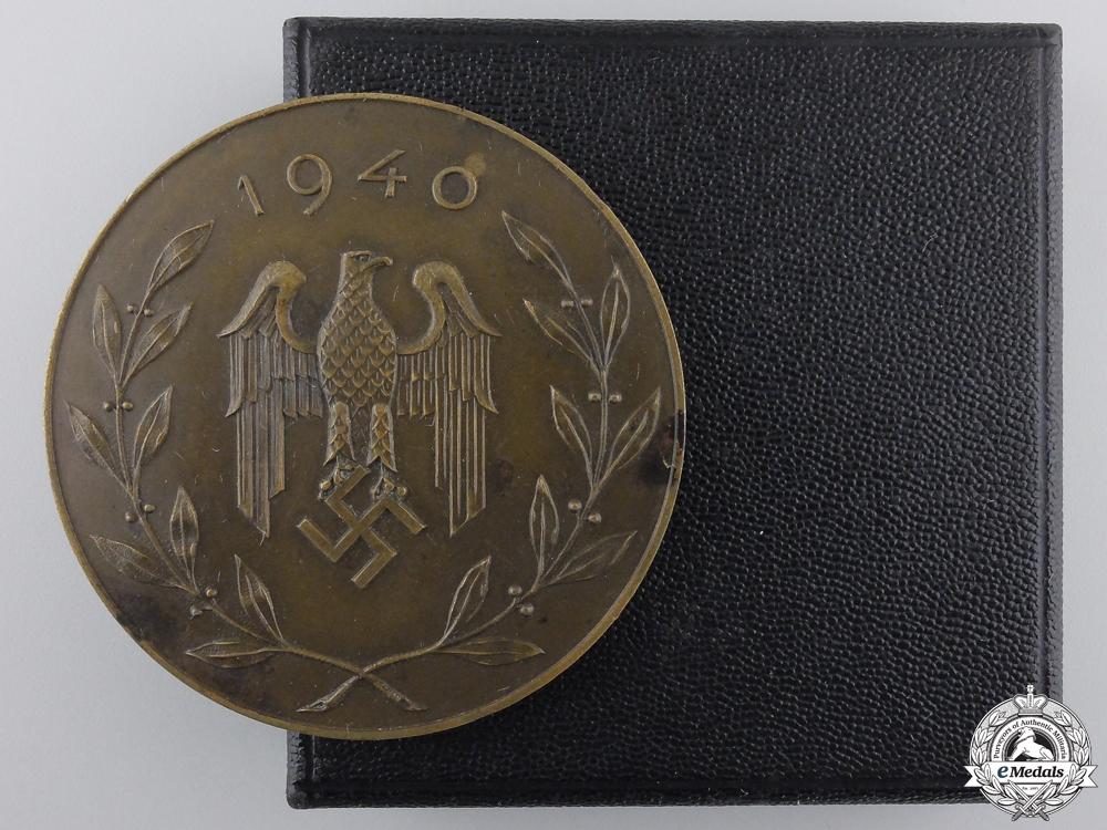 A 1940 German Military Sports Festival Award