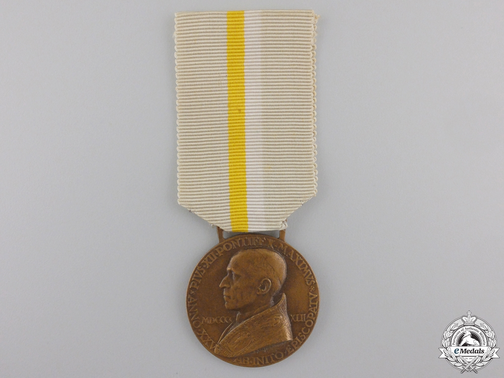 A 1942 Benemerenti Medal