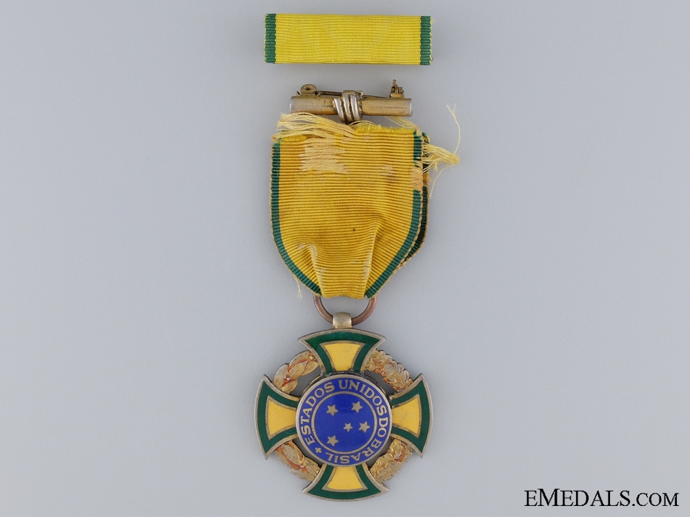A 1942 Brazilian Army War Medal
