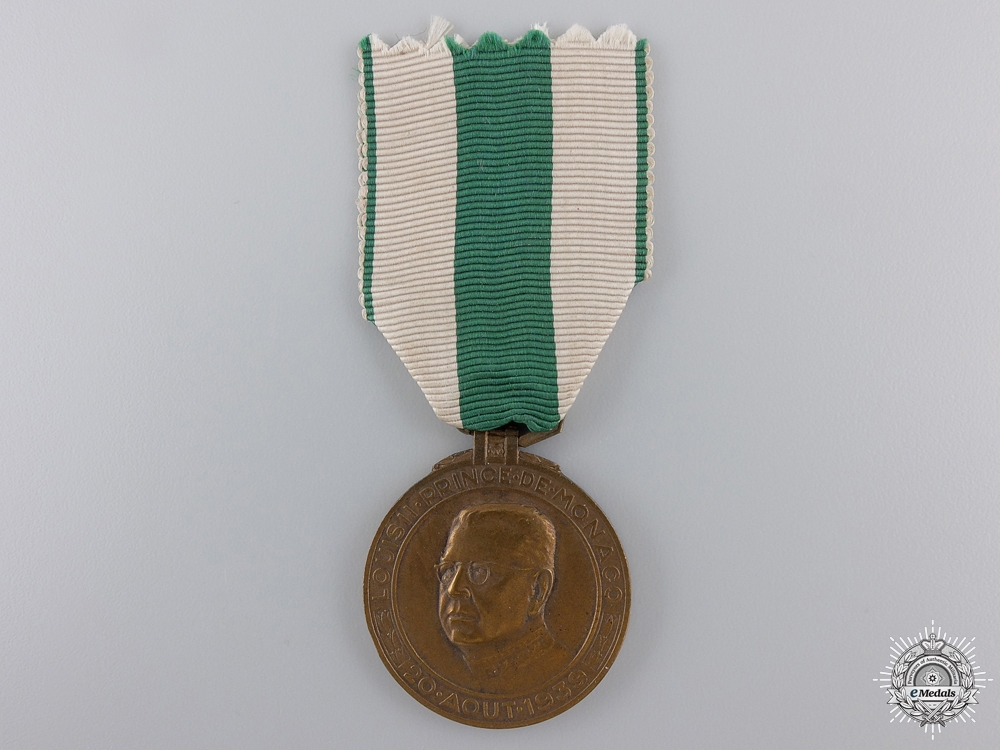 A 1948 Monaco Physical Education and Sport Medal