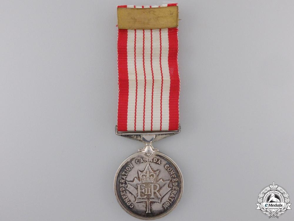 A 1967 Canadian Centennial Medal